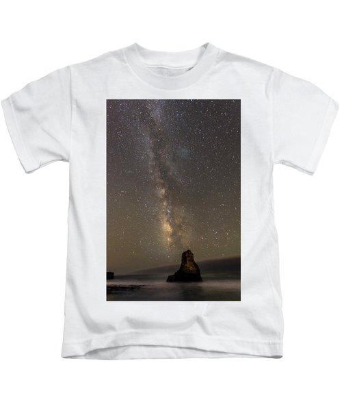 Phases Of Matter Kids T-Shirt