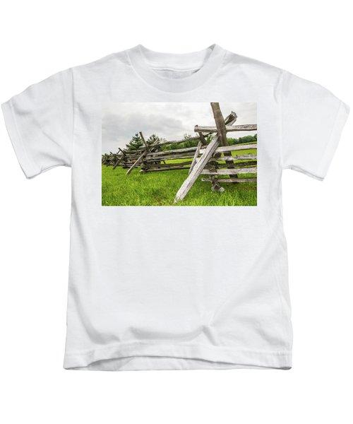 Picket Fence Kids T-Shirt