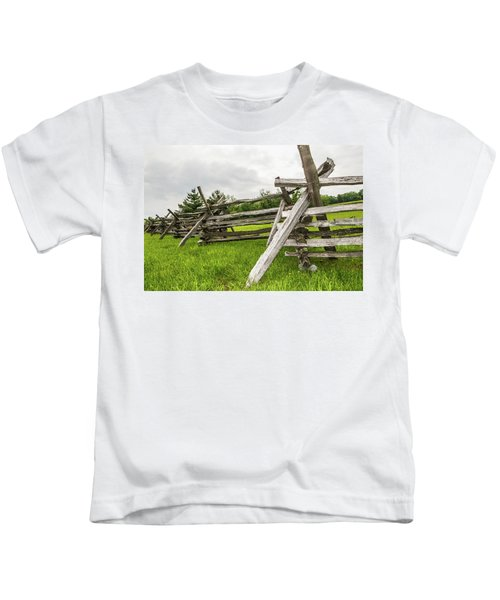 Picket Fence Kids T-Shirt