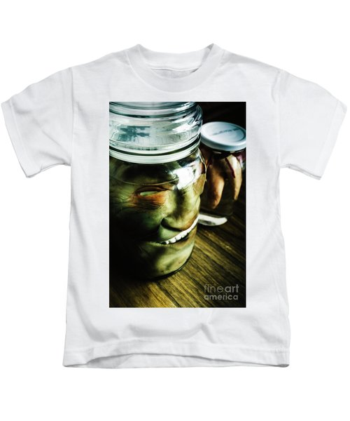 Pickled Monsters Kids T-Shirt