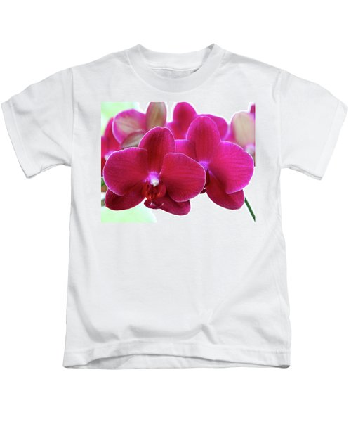 Red Orchid Kids T-Shirt