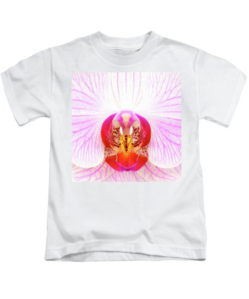 Pink Orchid Kids T-Shirt