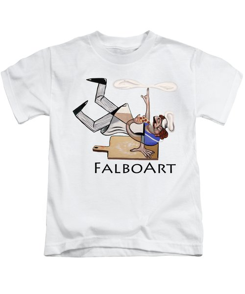Pizza Break T-shirt Kids T-Shirt