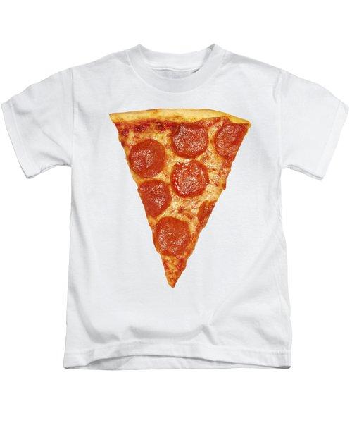 Pizza Slice Kids T-Shirt