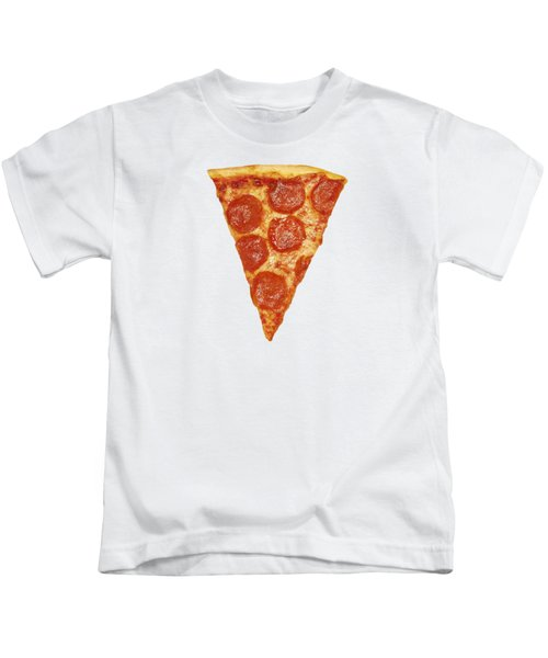 Pizza Slice Kids T-Shirt