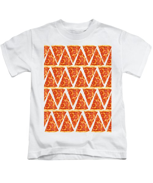 Pizza Slices Kids T-Shirt