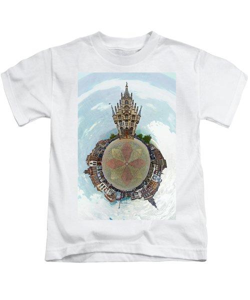Planet Gouda Kids T-Shirt