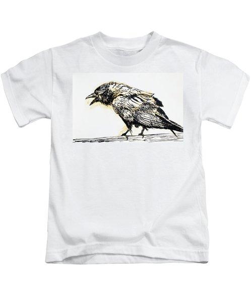 Point Reyes Raven Kids T-Shirt