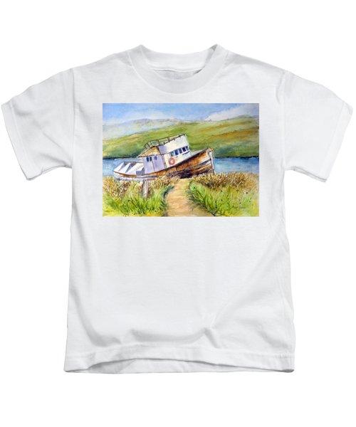 Point Reyes Relic Kids T-Shirt