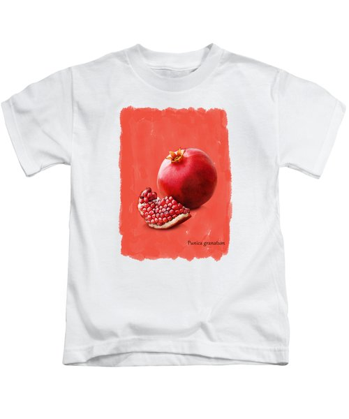 Pomegranate Kids T-Shirt