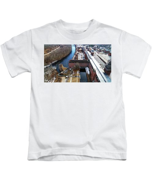 Ponemah Mill Kids T-Shirt