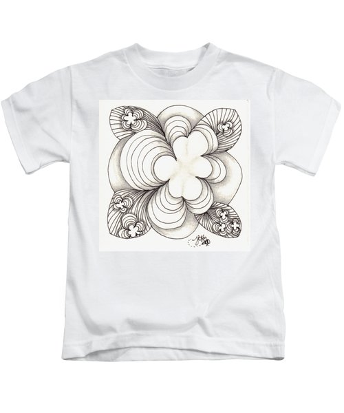 Popcloud Blossom Kids T-Shirt