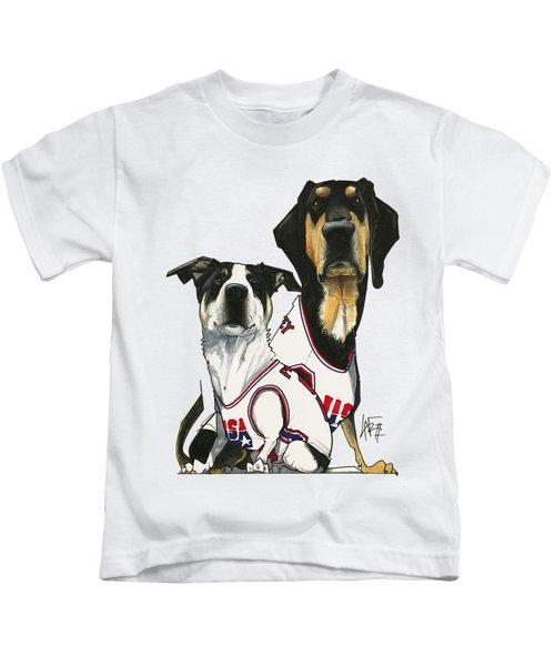 Poppy 3196 Kids T-Shirt