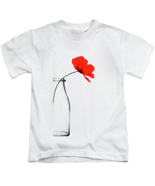 Poppy Red Kids T-Shirt