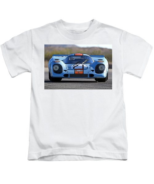 Porsche 917 Shorttail Kids T-Shirt
