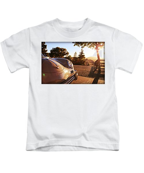 Porsche Sundown Kids T-Shirt