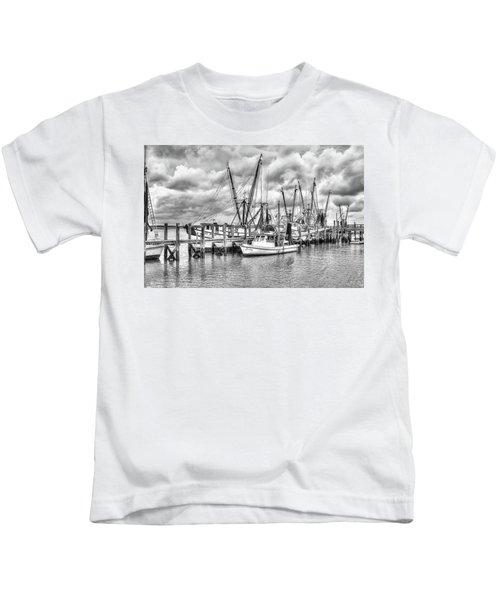 Port Royal Docks Kids T-Shirt