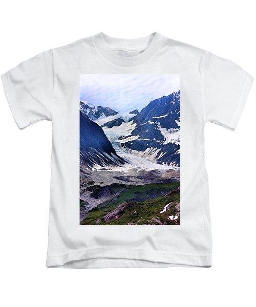Portrait Of Majesty Kids T-Shirt