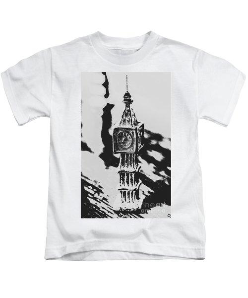 Postcards From Big Ben  Kids T-Shirt