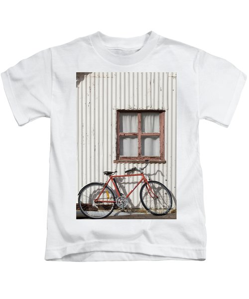 Postie Bike Kids T-Shirt