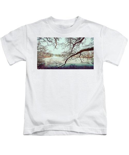 Power Of The Winter Kids T-Shirt
