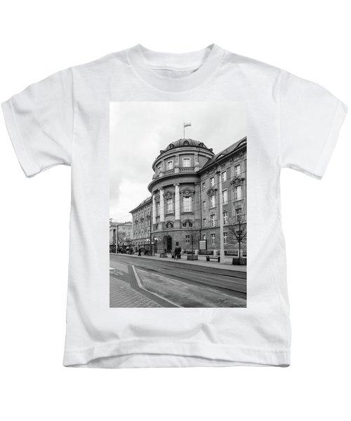 Poznan University Of Medical Sciences Kids T-Shirt