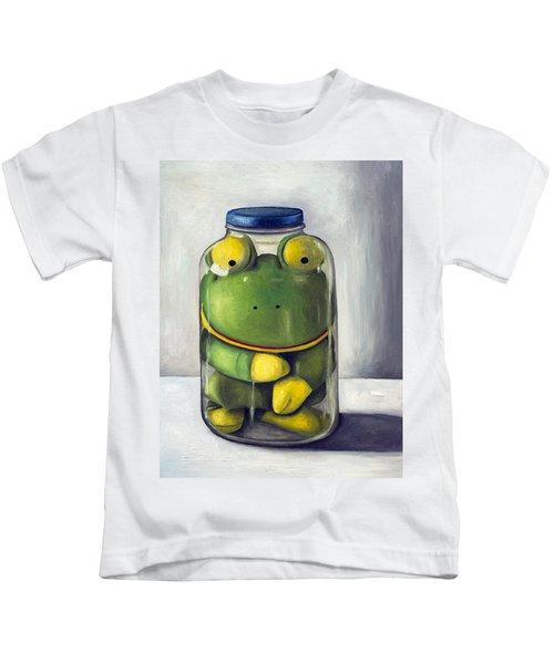 Preserving Childhood Upclose Kids T-Shirt
