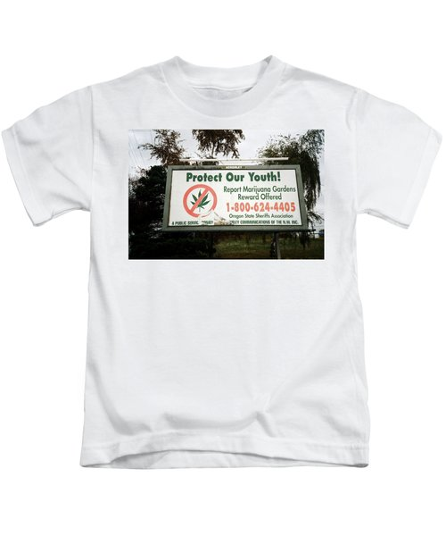 Protect Our Youth Kids T-Shirt