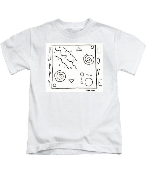 Puppy Love Kids T-Shirt