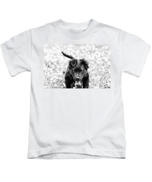 Puppy Play Kids T-Shirt