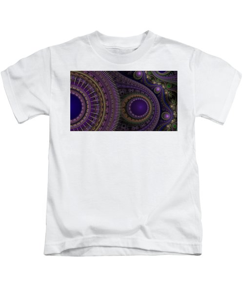 Purple Passion Kids T-Shirt