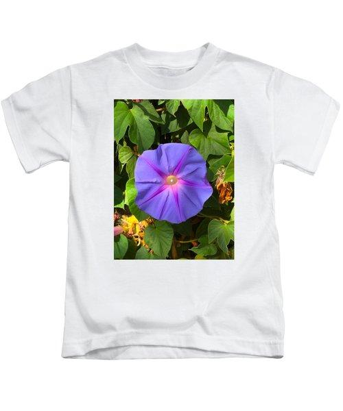 Purple Star Kids T-Shirt