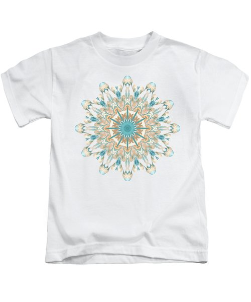 Pussy Willow Pattern Kids T-Shirt