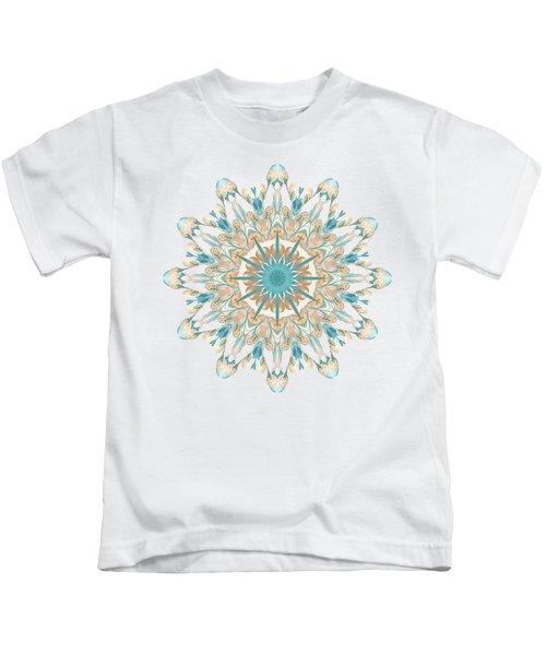 Pussy Willow Pattern Kids T-Shirt