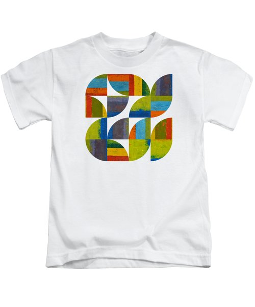 Quarter Rounds 4.0 Kids T-Shirt