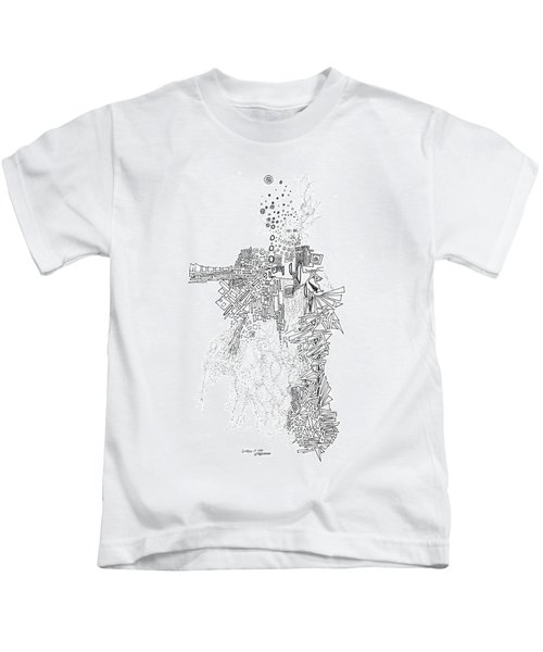 Queen Of The Afternoon Kids T-Shirt
