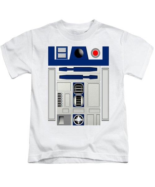 R2d2 Kids T-Shirt