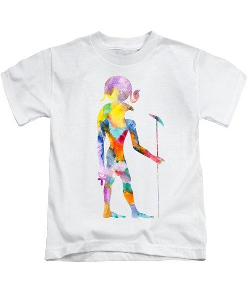Ra - God Of Ancient Egypt Kids T-Shirt