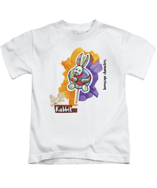 Rabbit Horoscope Kids T-Shirt