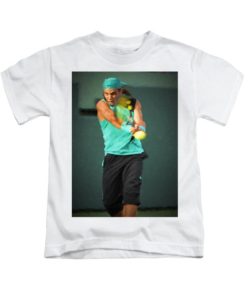 Rafael Nadal Kids T-Shirt