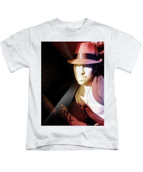 Rain Hat Kids T-Shirt