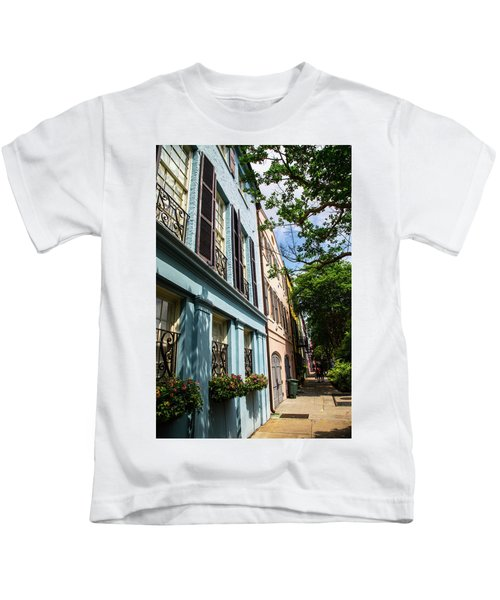 Rainbow Street Kids T-Shirt