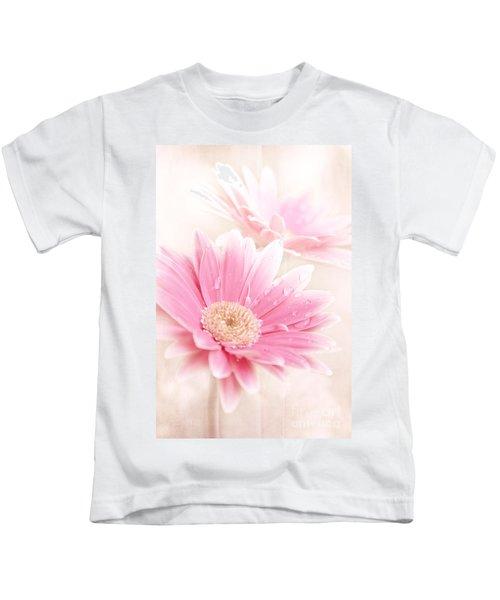 Raining Petals Kids T-Shirt