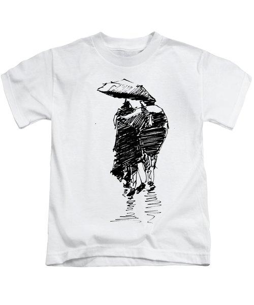 Rainy Day 1 Kids T-Shirt