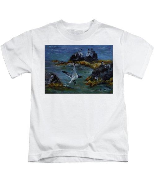 Re-tern-ing Home Kids T-Shirt