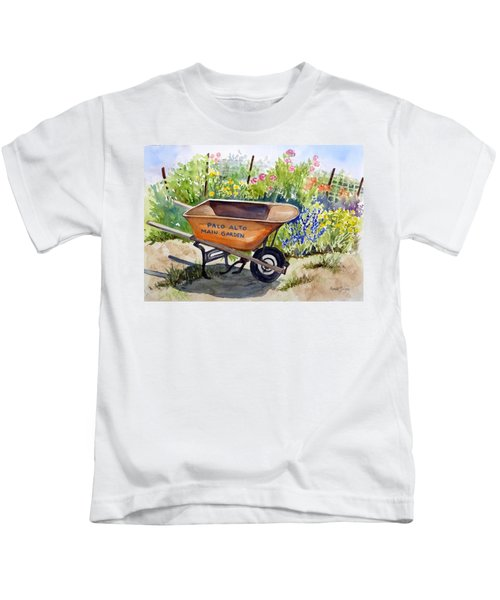 Ready At The Main Garden Kids T-Shirt