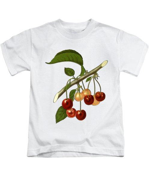 Red Cherries Kids T-Shirt