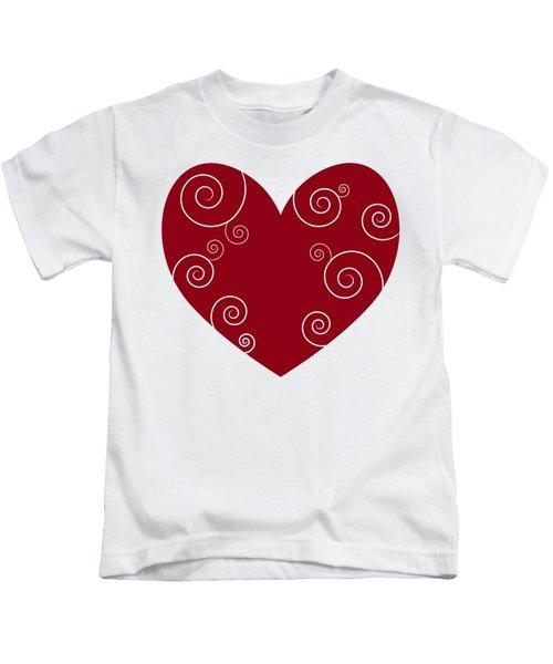 Red Heart Kids T-Shirt