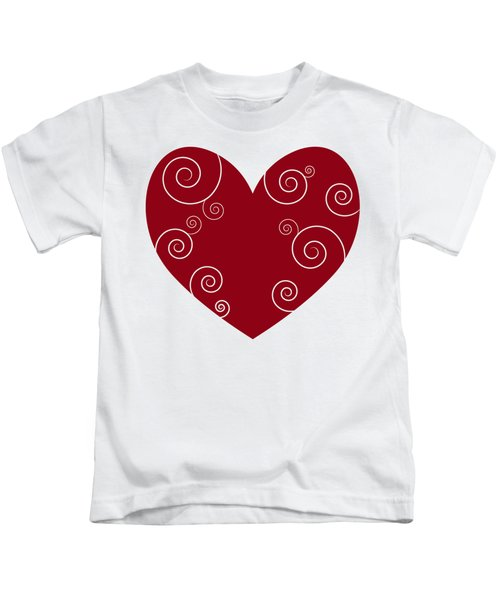 Red Heart Kids T-Shirt