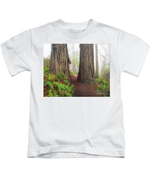 Redwood Trail Kids T-Shirt